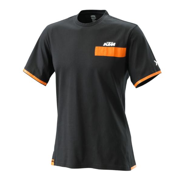 KTM_Pure_Black_Tee_3PW20001290X_Moto1_Motorcycles_Maroochydore