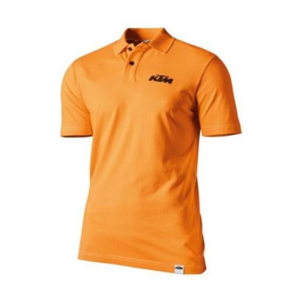KTM_Powerwear_3PW175640X_Racing_Polo_Orange_Moto1_Motorcycles